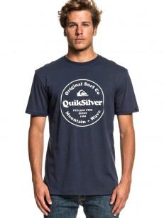 QUIKSILVER triko SECRET INGREDIENT BLUE NIGHTS