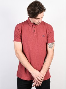 QUIKSILVER triko EVERYDAY SUN CRUISE BRICK RED