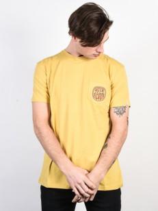 QUIKSILVER tričko QUIK PARADISE RATTAN