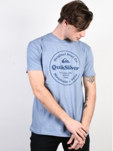 QUIKSILVER tričko SECRET INGREDIENT STONE WASH