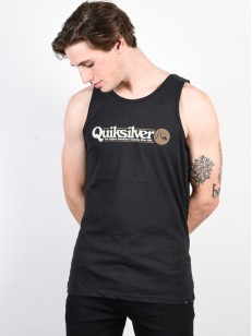 QUIKSILVER tílko ART TICKLE BLACK