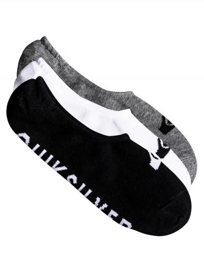 QUIKSILVER ponožky LINER 3PACK