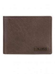QUIKSILVER peněženka NEW CLASSICAL PLUS CHOCOLATE