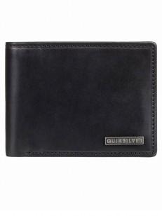QUIKSILVER peněženka NEW CLASSICAL PLUS BLACK