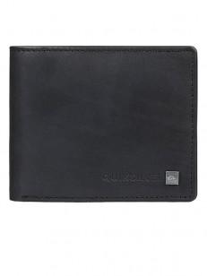 QUIKSILVER peněženka CURVECUTTER BLACK
