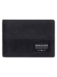 QUIKSILVER peněženka NATIVECOUNTRY BLACK