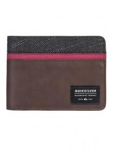 QUIKSILVER peněženka REEF BREAK CHOCOLATE BROWN