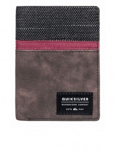 QUIKSILVER peněženka STORMERY CHOCOLATE BROWN