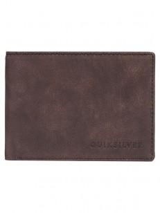 QUIKSILVER peněženka SLIM VINTAGE CHOCOLATE