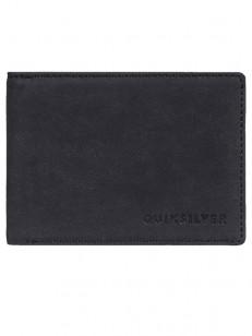 QUIKSILVER peněženka SLIM VINTAGE BLACK