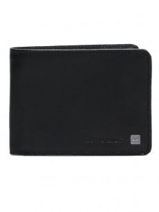 QUIKSILVER peněženka MACK VIII BLACK