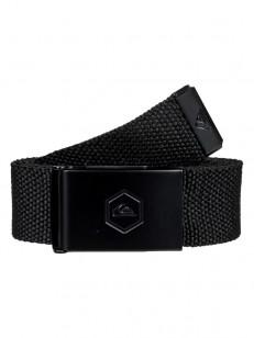 QUIKSILVER pásek PRINCIPLE BLACK
