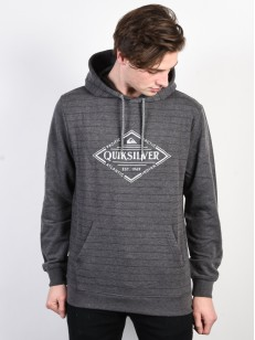 QUIKSILVER mikina X ELITE MGH SCREEN HOODIE STRIPE