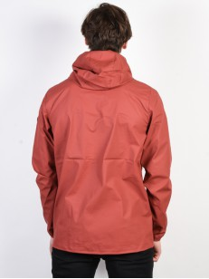 QUIKSILVER bunda KAMAKURA RAINS BRICK RED