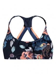 ROXY spodní prádlo FITNESS REG SPORTS BRA MED BLUE
