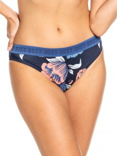 ROXY plavky FITNESS FULL BOTTOM PRT MED BLUE FULL