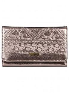 ROXY peněženka JUNO METAL ROSE GOLD