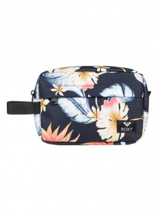 ROXY taška BEAUTIFULLY ANTHRACITE TROPICAL LOVE