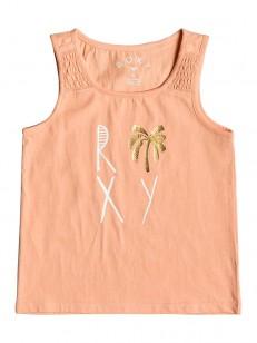 ROXY tričko WAYFARING STRANGER SALMON