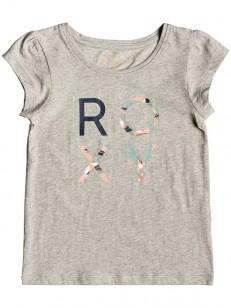 ROXY tričko MOID B HERITAGE HEATHER