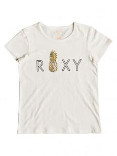 ROXY tričko STARS DONT SHINE MARSHMALLOW
