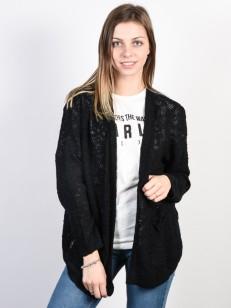 ROXY sveter LIBERTY DISCOVER TRUE BLACK