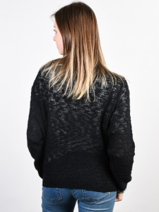 ROXY cardigan LIBERTY DISCOVER TRUE BLACK