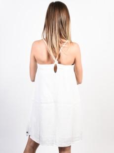 ROXY šaty OFF WE GO MARSHMALLOW