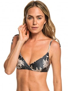 ROXY plavky ROMANTIC SENSES REG WRAP TRI TURBULENC