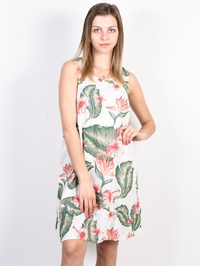57d1a09d572a ROXY šaty HARLEM VIBES MARSHMALLOW TROPICAL LOVE   TempleStore.cz