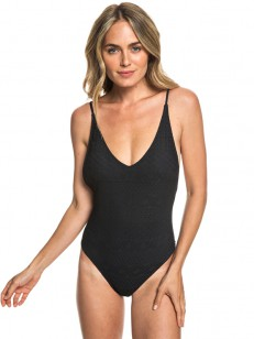 ROXY plavky GARDEN SUMMERS 1PC TRUE BLACK