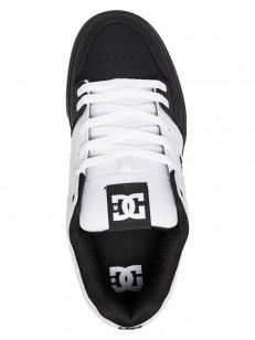 DC boty PURE WHITE/BLACK/BLACK