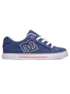 DC topánky CHELSEA TX BLUE/GREY
