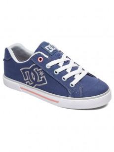 DC boty CHELSEA TX BLUE/GREY