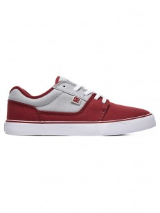 DC boty TONIK TX DARK RED