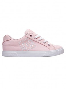 DC boty CHELSEA TX PINK