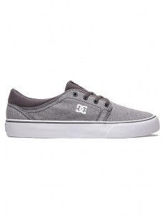 DC boty TRASE TX SE GREY HEATHER