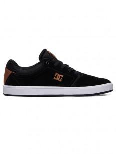 DC topánky CRISIS BLACK/BROWN/BLACK