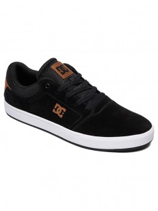 DC boty CRISIS BLACK/BROWN/BLACK