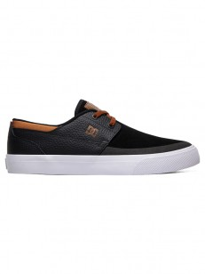 DC boty WES KREMER 2 S BLACK/BLACK/BROWN
