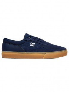 DC boty SWITCH NAVY/GUM