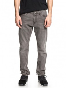 DC kalhoty WORKER SLIM SLG LIGHT GREY