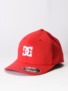 DC kšiltovka CAP STAR 2 TANGO RED