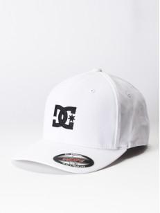 DC kšiltovka CAP STAR 2 WHITE / BLACK