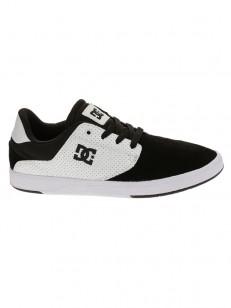 DC boty PLAZA TC S BLACK/WHITE/BLACK