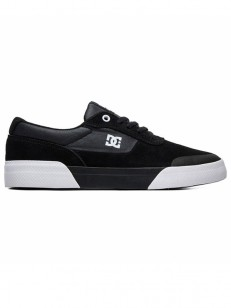 DC boty SWITCH PLUS S BLACK/BLACK/WHITE