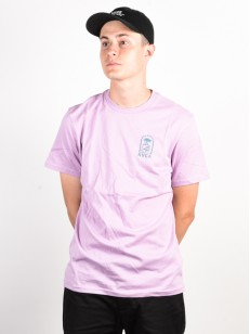 RVCA triko BAD PALMS LAVENDER