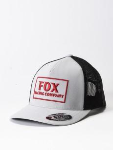 FOX kšiltovka HEATER Steel Grey