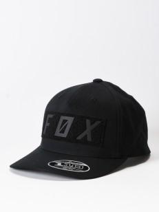 FOX kšiltovka BACKSLASH Black