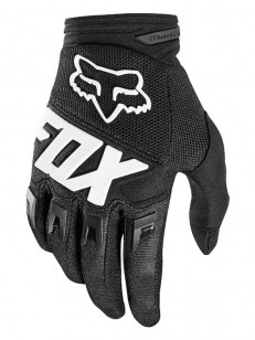 FOX rukavice DIRTPAW Black